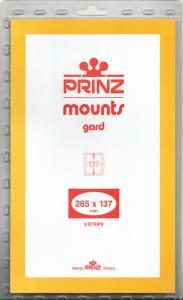 PRINZ 265X137 (5) CLEAR MOUNTS RETAIL PRICE $11.50