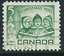 Canada SG 619 Fine Used