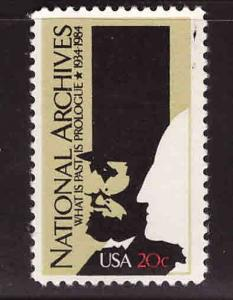 USA Scott 2085 MNH** Lincoln stamp