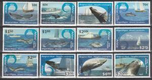 Aitutaki #600-11  MNH CV $62.50 (A17823)