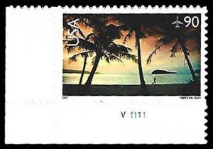 PCBstamps      C143 90c Hagatna Bay, Guam, MNH, (8)