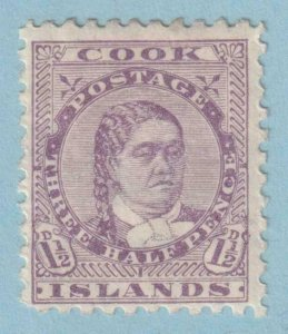 COOK ISLANDS 32  MINT HEAVY HINGED OG * NO FAULTS VERY FINE!