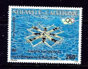 New Caledonia C235 MNH 1992 Olympics