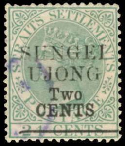 Malaya / Sungei Ujong Scott 29 Gibbons 47 Used Stamp