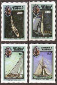 Antigua #1000-03 MH sailboats