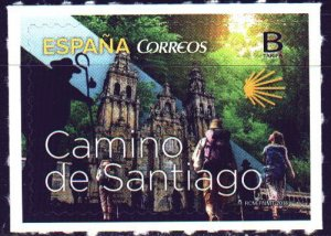 Spain. 2016. 5068. Holy Year of the Compostella. MNH.