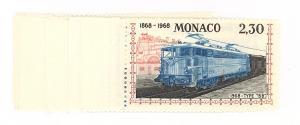 Monaco #692-7  Mint VF NH -  Lakeshore Philatelics