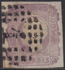 Portugal 1864 SC 16 Used