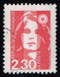 France #2187 Marianne; Used (0.25)