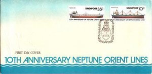 Senegal, Worldwide First Day Cover, Ships