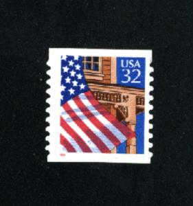 USA # 2913  3  used 1995-97 PD .08
