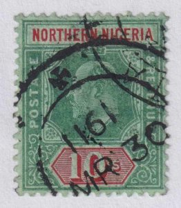 NORTHERN NIGERIA 38  USED - NO FAULTS VERY FINE !