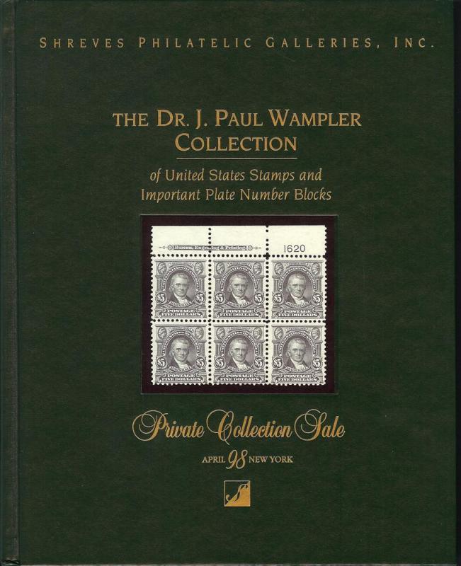 Shreve's:    The Dr. J. Paul Wampler Collection, Shreves ...