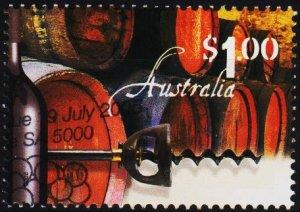 Australia. 2005 $1 Fine Used