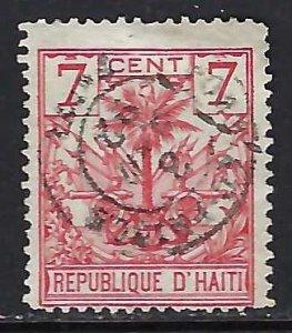 Haiti 30 VFU 449B