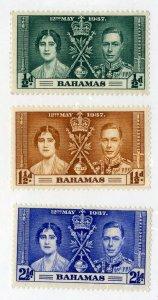 BAHAMAS  97-9 MNH SCV $1.75 BIN $.75 ROYALTY