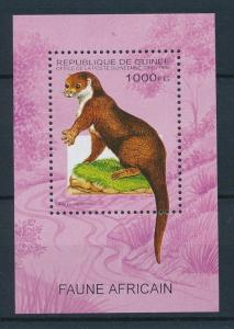 [26055] Guinea 1995 Animals Otter MNH
