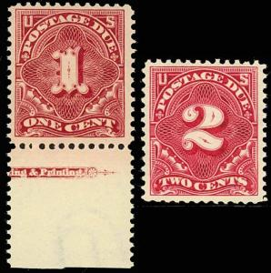 J38-39, VF-XF OG NH GEMS - P.O. FRESH!