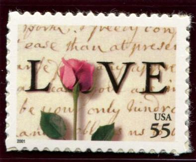 us stamp 3499 mnh 2001 high value love complete sheet of 20