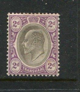 Transvaal #254 Mint