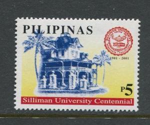 Philippines 2733, MNH. Silliman University Centennial