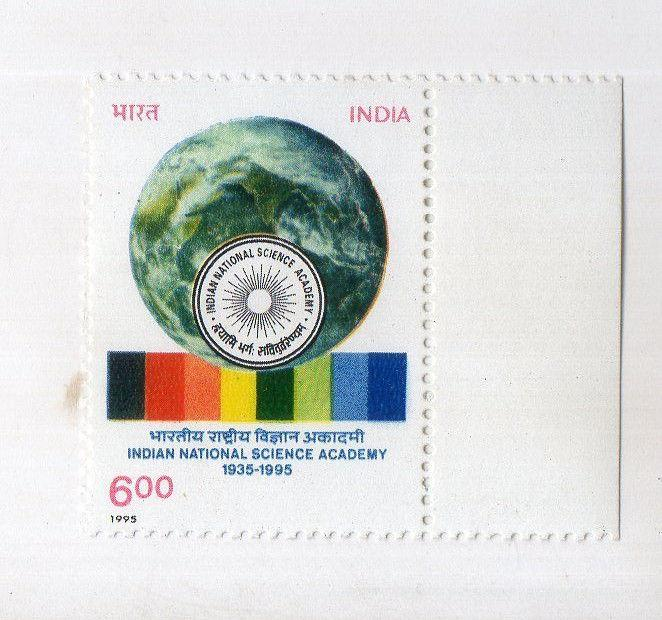 India 1995 Indian National Science Academy MNH FINE
