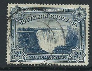 Southern Rhodesia SG 35b Fine Used