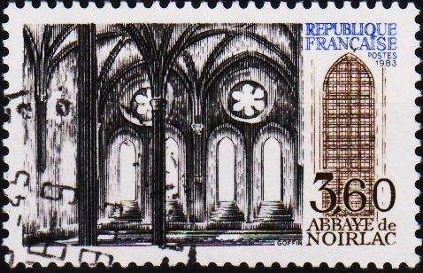 France. 1983 3f60 S.G.2570 Fine Used