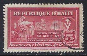 Haiti RA8 VFU W684