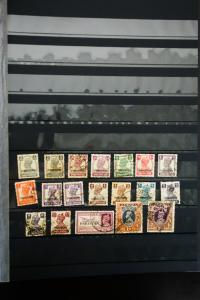 Pakistan 1900's to 2000 Stamp Collection