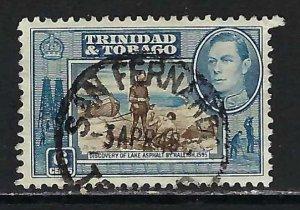 TRINIDAD &TOBAGO 55 VFU Z5549-1