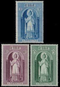 ✔️ IRELAND 1961 - SAINT PATRICK - SC. 179/181 MNH OG [IR0150]