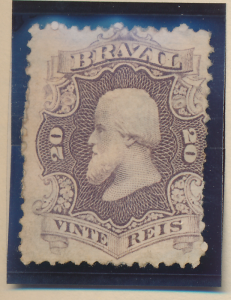 Brazil Stamp Scott #54, Unused, Mint No Gum - Free U.S. Shipping, Free Worldw...