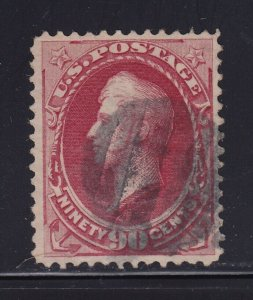 155 VF used neat cancel with nice color cv $ 325 ! see pic !