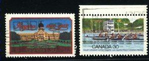 Can #967-68   -2   used VF 1982 PD