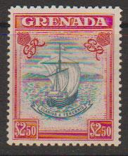 Grenada  George VI SG 184 Very  Lightly mounted mint