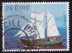 IRLAND IRELAND [1982] MiNr 0477 ( O/used ) Schiffe