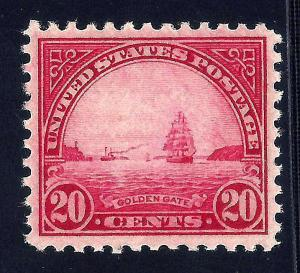 U.S. 567 XF/SUPERB MNH GEM (0115)