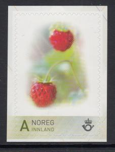 norway 2007 Scott #1520 A Innland Strawberry - Personalized Postage