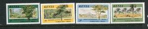 Kenya #360-3 MNH