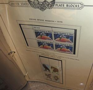 #1339-1575 plate blocks