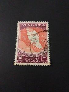*Malaya Federation #83u