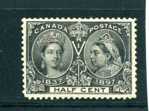 Canada #50 Mint NH VF (lsp50d)