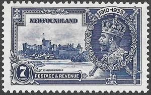 Newfoundland Scott Number 228 FVF H