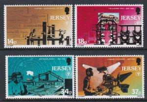 540-43 UNESCO World Literacy Year MNH