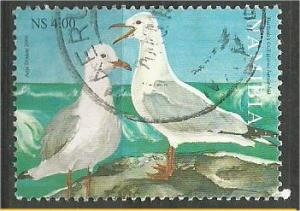 NAMIBIA, 2006, used $4, Gulls Scott 1082