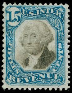 momen: US Stamps #R110 Unused Revenue