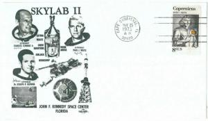 73889 - USA - Postal History - SPECIAL Cover 1973 - SPACE Astro SKYLAB  II