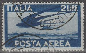 Italy #C107 F-VF Used  (V1668)