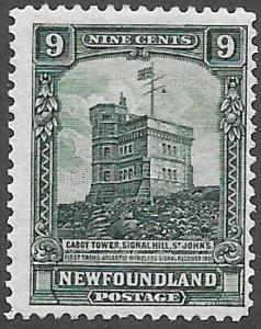 Newfoundland Scott Number 152 VGF H